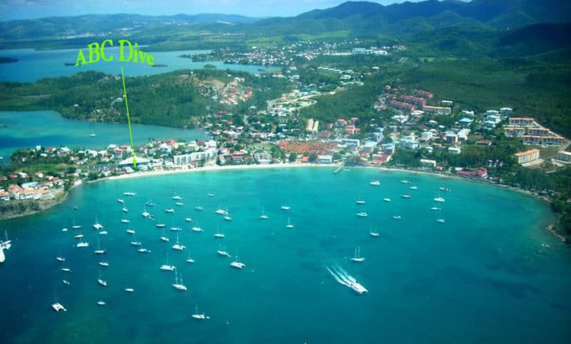 ABC Dive Martinique