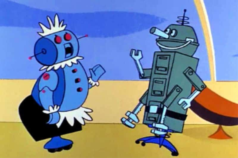 Rosie the Cleaning Robot