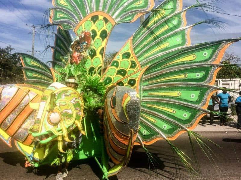Road Fever Parade - Bahamas Junkanoo Carnival Weekend