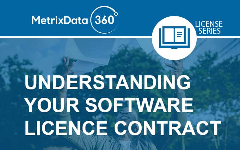 Breaking Down Your Software Contract