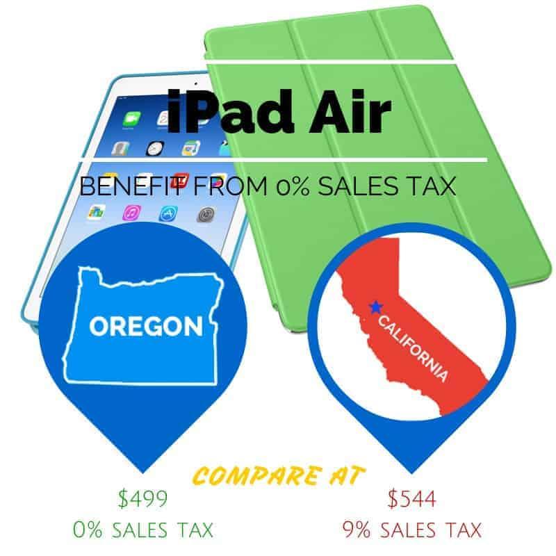 Oregon Shipping Address