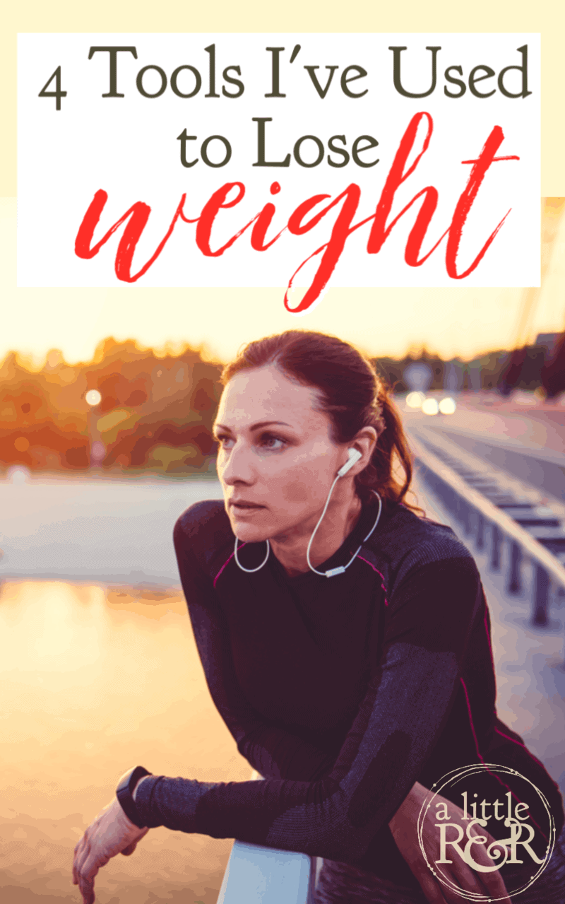 If you're wanting to lose some excess weight, here are four amazing tools to lose weight that will get you started on the right path. #alittlerandr #weightloss #fitnesstracker #sleeptracker #foodtracker #keto #ketogenic
