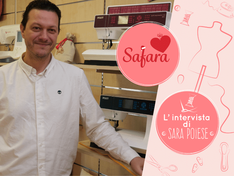BLOG | intervista di Sara Poiese ad Antonello Safarà