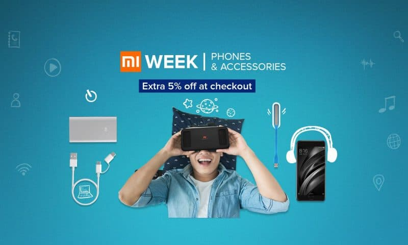 MI Daraz Deal: Get Up to 38% off on Xiaomi Phones and Accessories