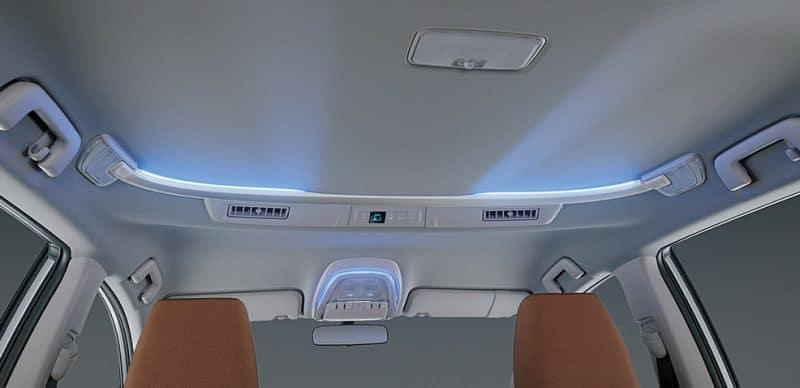 Đèn trần trên các bản Innova tự động
