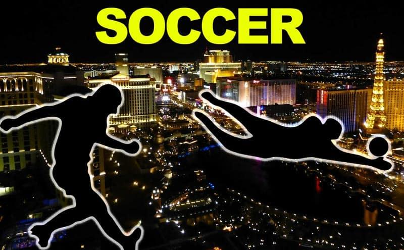 Las Vegas Fußball stadion Soccer Stadium