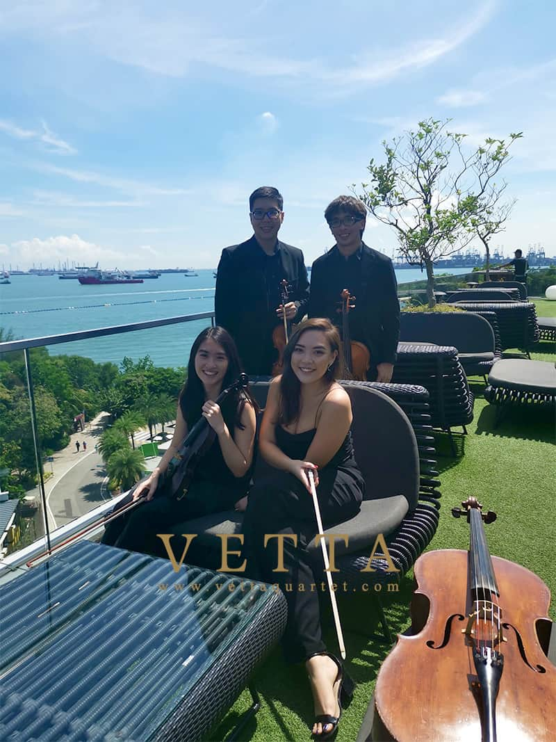 String Quartet for iFly Anniversary
