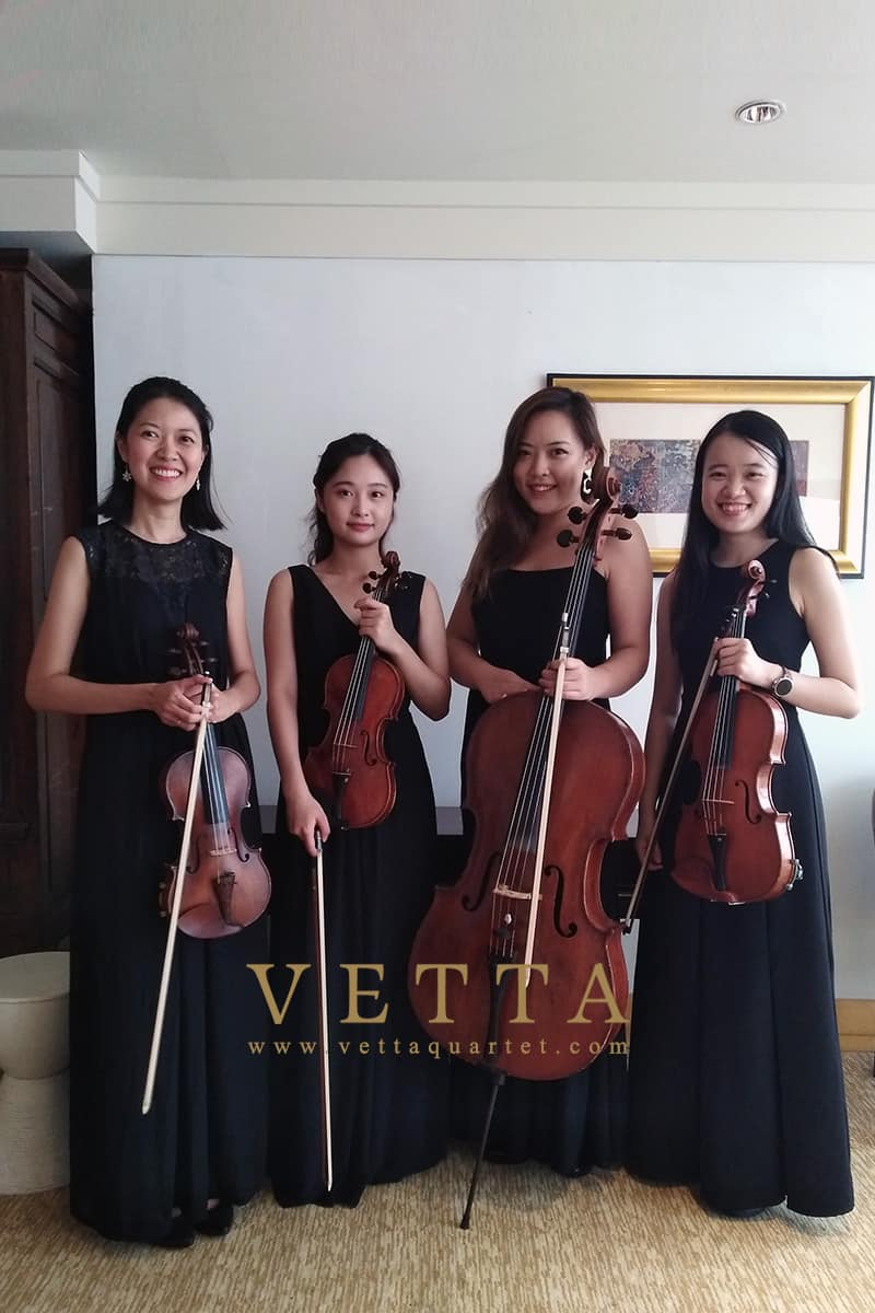 ESTA all ladies quartet for Corporate Event