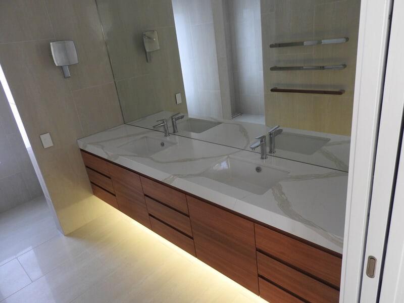 Bathroom renovations gold coast area