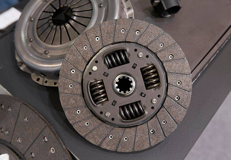 car clutches next to each other