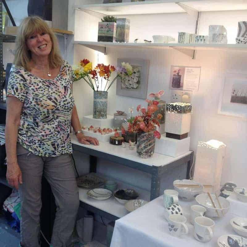 Artists and Makers Kathy Laird