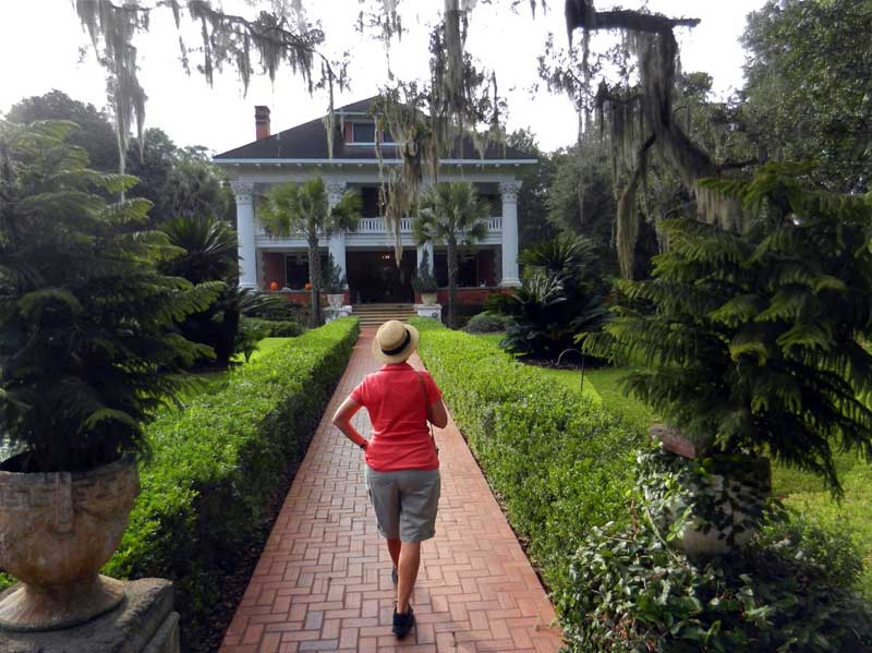 Herlong Mansion Micanopy Visit Old Florida in Micanopy FL;  explore nearby nature and history