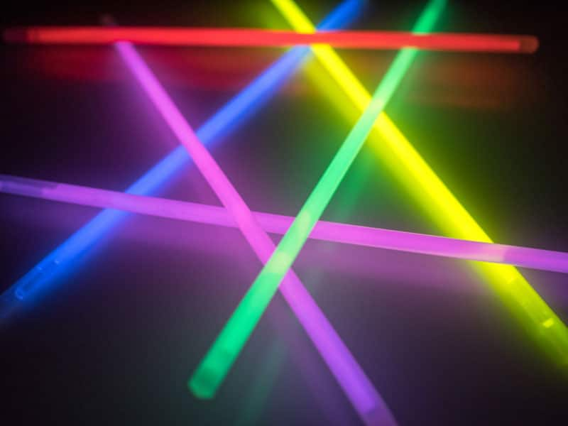 Let it glow ultra violet uv kids disco dj parties in Ely Cambridgeshire
