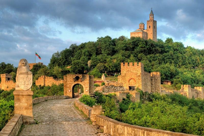 Veliko Tarnovo , dónde alojarse.