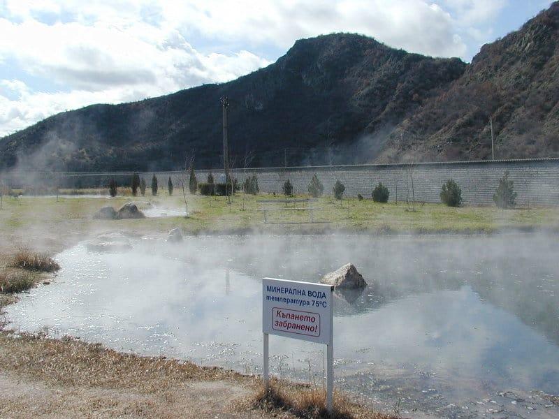 aigües termals naturals