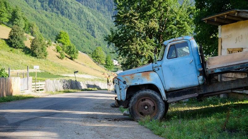 Wanderwege in Georgia (Swanetien Region) + Armenien (Fakultativ)