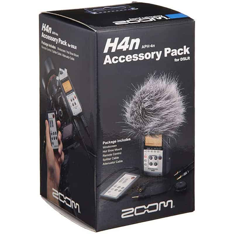 Zoom H4 accessory Pack