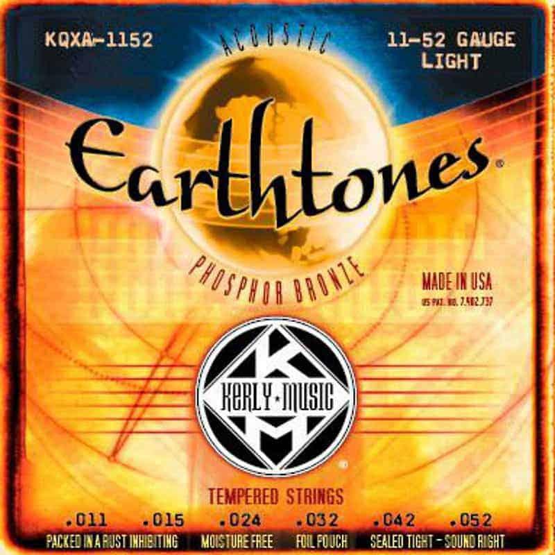 EARTHTONES PHOSPHOR BRONZE 11-52
