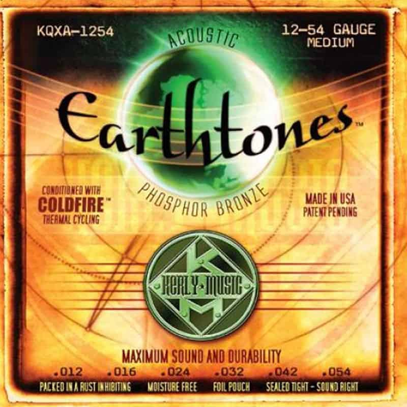 EARTHTONES PHOSPHOR BRONZE 12-54
