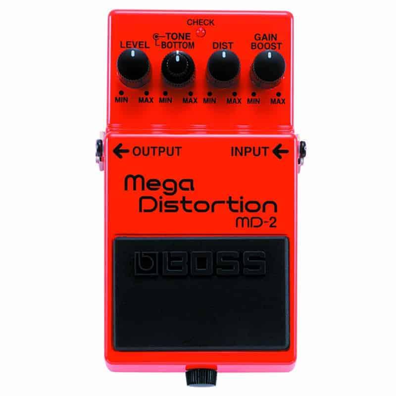 Boss MD2 Mega Distortion