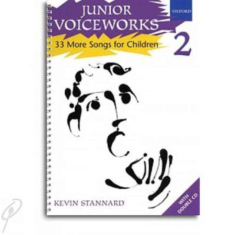 Voice Works 2 & cd