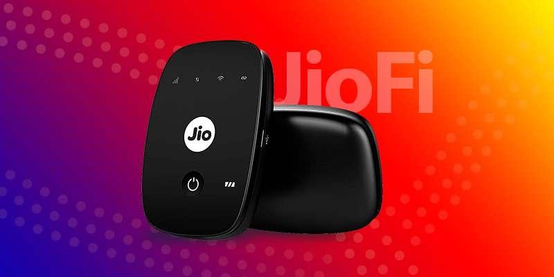 jiofi password change