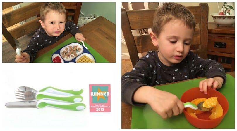 toddler cutlery review