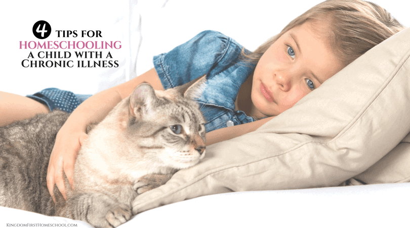 Homeschooling a Child with a Chronic Illness