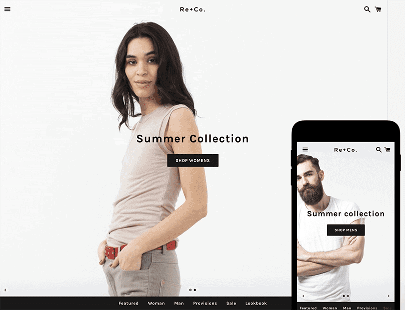Best Free Shopify template