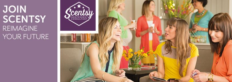 Start a Scentsy Home Business Today