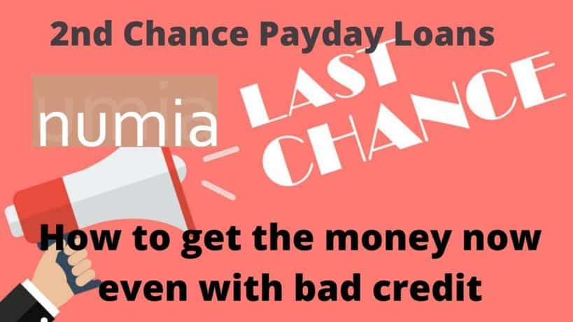 Get Guaranteed Approval with 2nd Chance Payday Loans from Direct Lenders