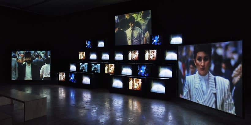 Gretchen Bender exhibition at Tate Liverpool