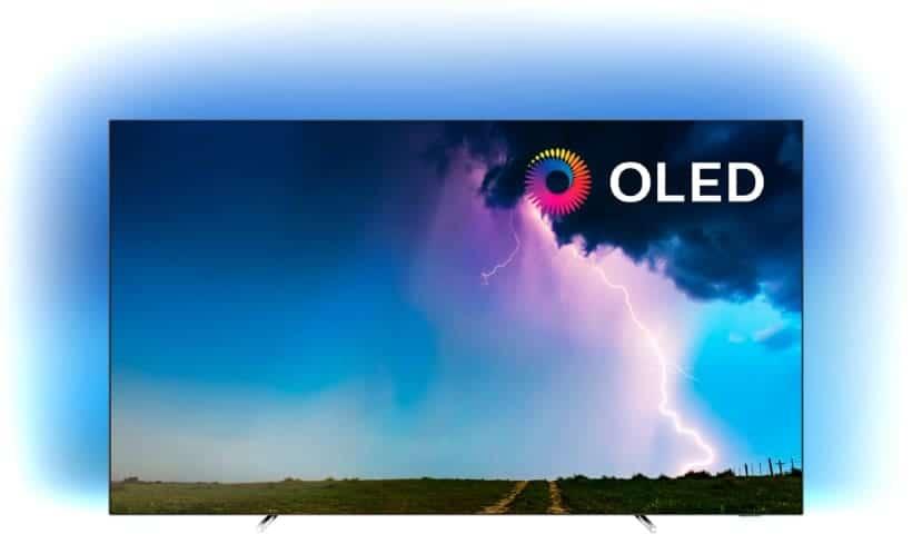 TV Philips OLED754 nueva gama 2019