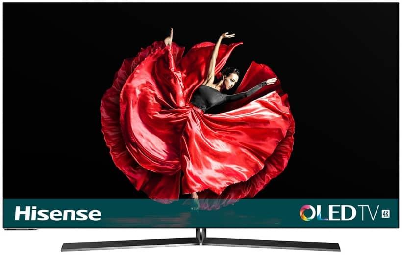 Televisor Hisense O8B OLED 2019