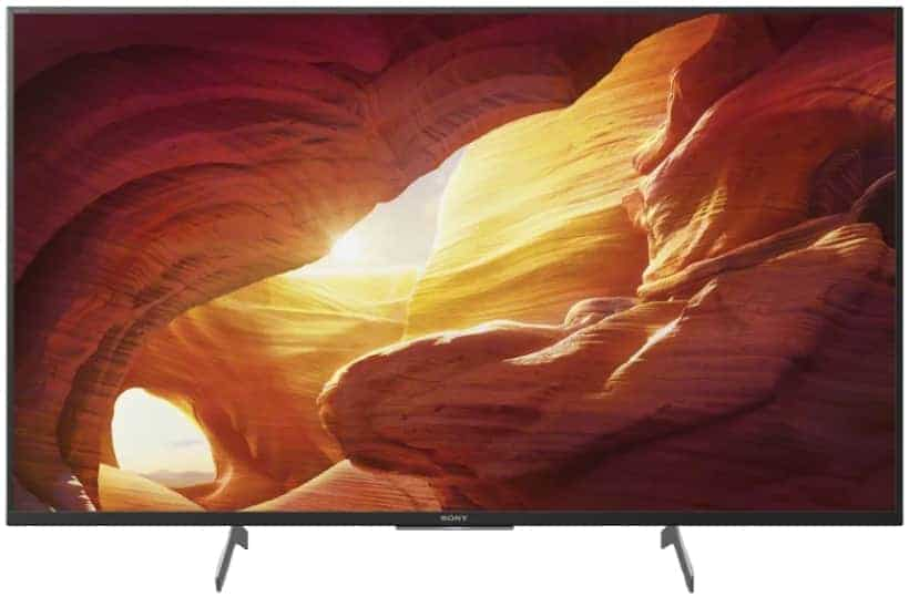 Sony XH8596 4K TV 2020