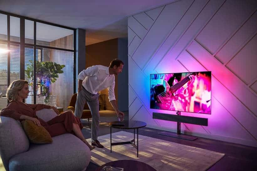Nueva gama de televisores Philips OLED 2019