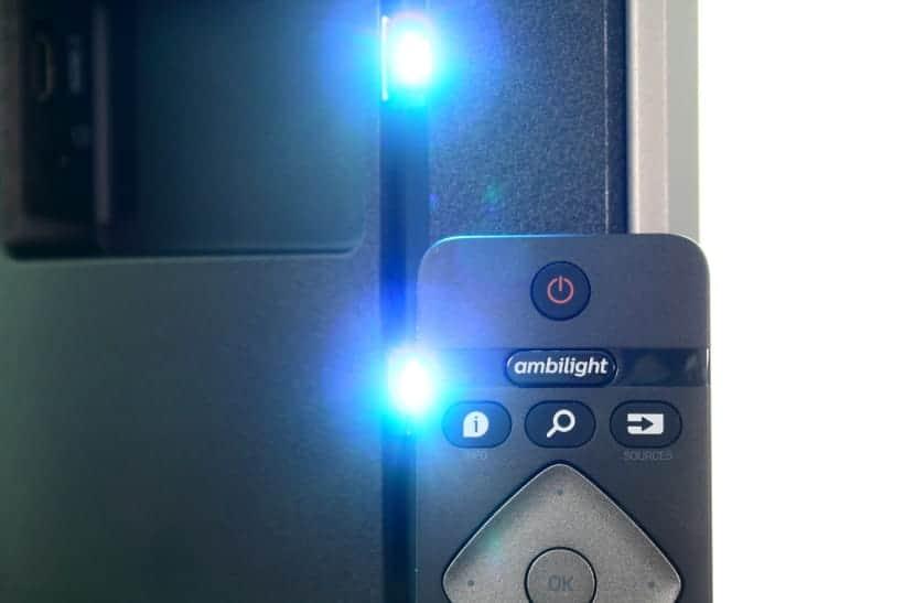 Botón Ambilight mando a distancia PUS6754 y PUS6704