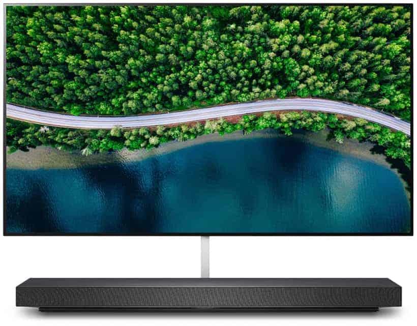 Nuevo LG OLED Signature WX 2020