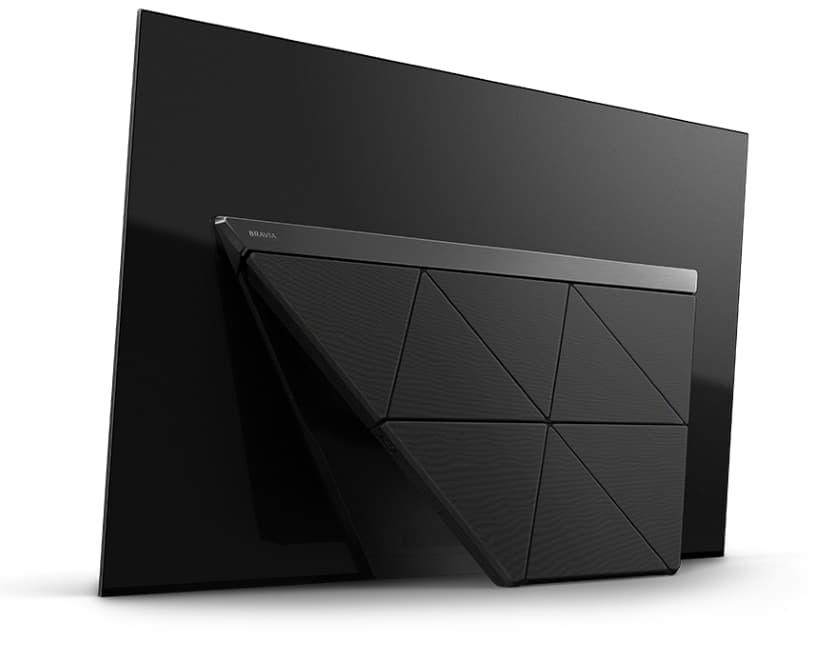 Diseño trasera TV Sony AF9 OLED