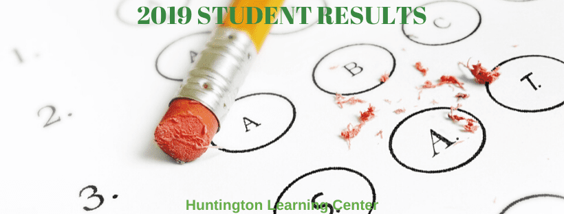 Huntington Learning Center 2019 Student Results