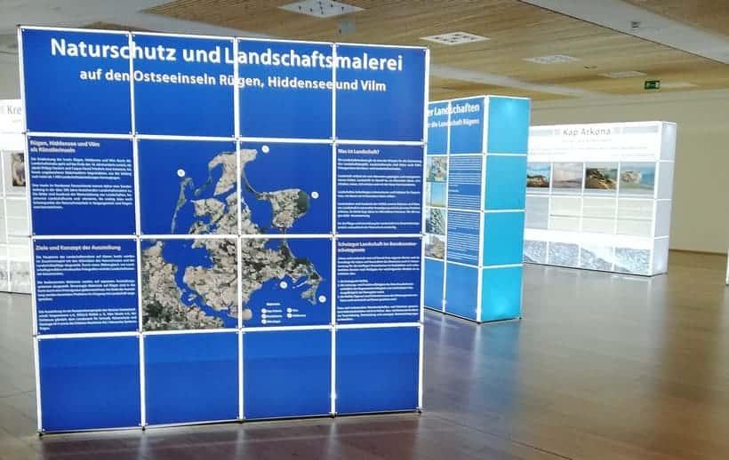 Travelling exhibition Nature Heritage Centre Rügen