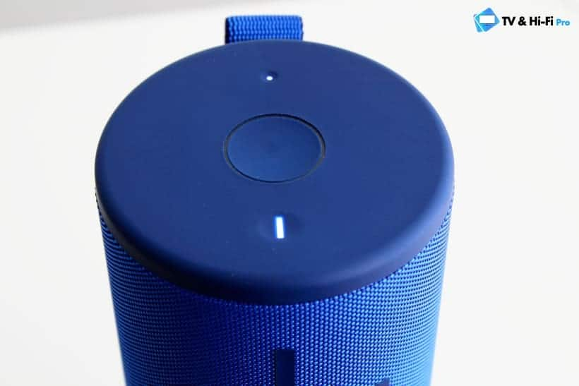 Magic Button altavoz UE Megaboom 3