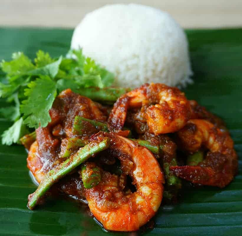 Prawn Sambal Recipe