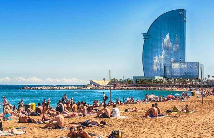 Des tapas et du sexe – De bonnes vacances à Barcelone