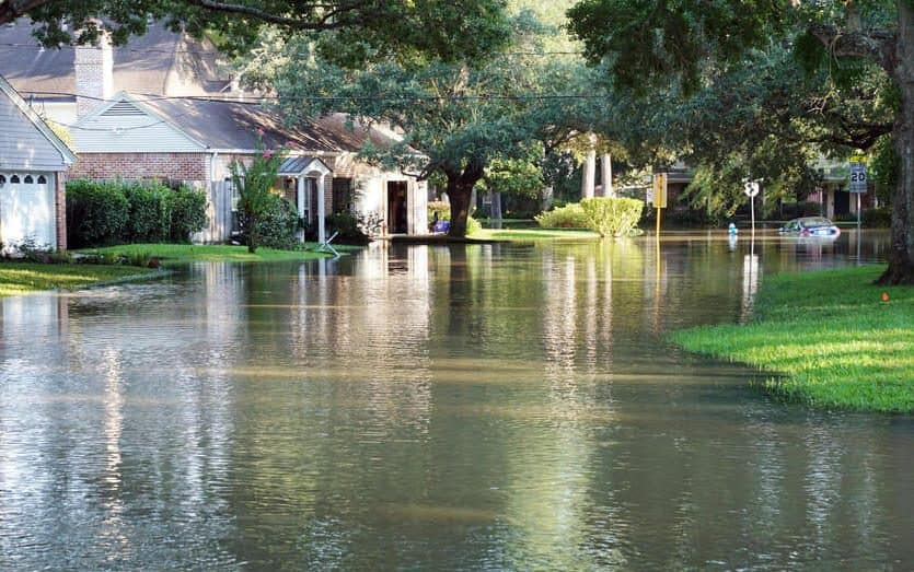 Hurricane Flood Damage Claim Tips