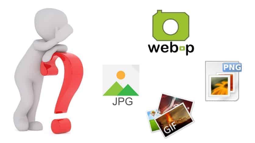 Quels formats d'image pour vos documents et articles ?