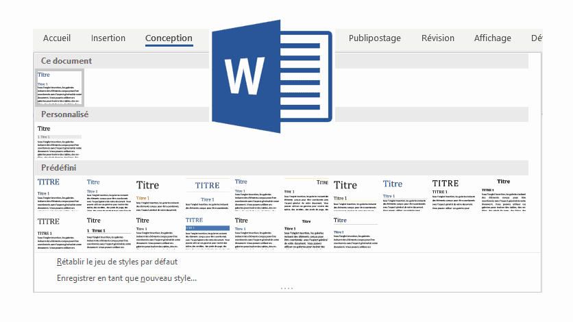 Mise en forme et styles dans Word – les bases indispensables
