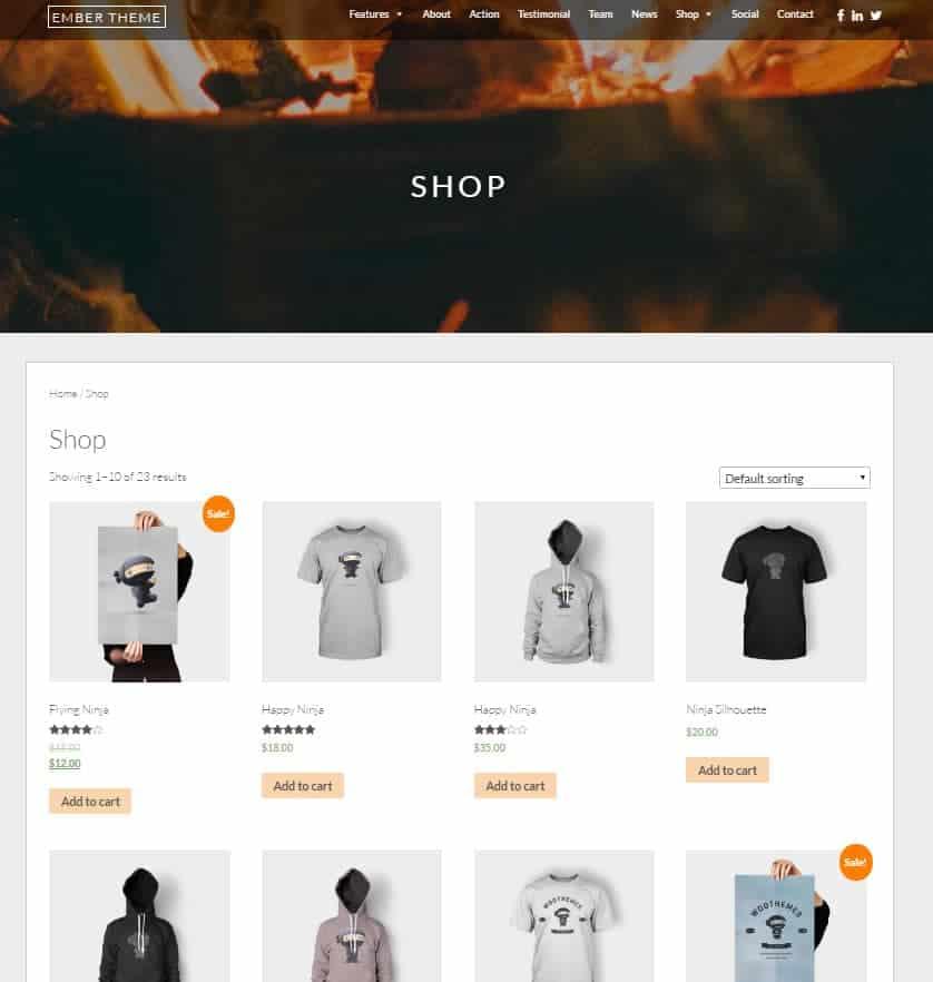 ember shop