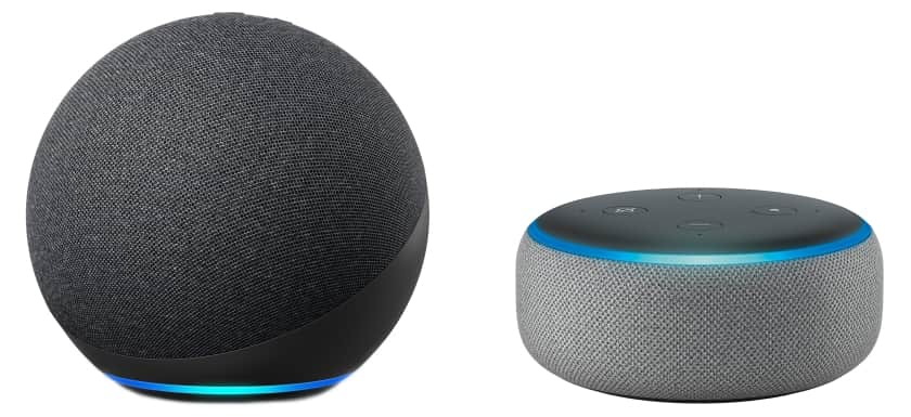 Echo Dot 4 vs. Echo Dot 3