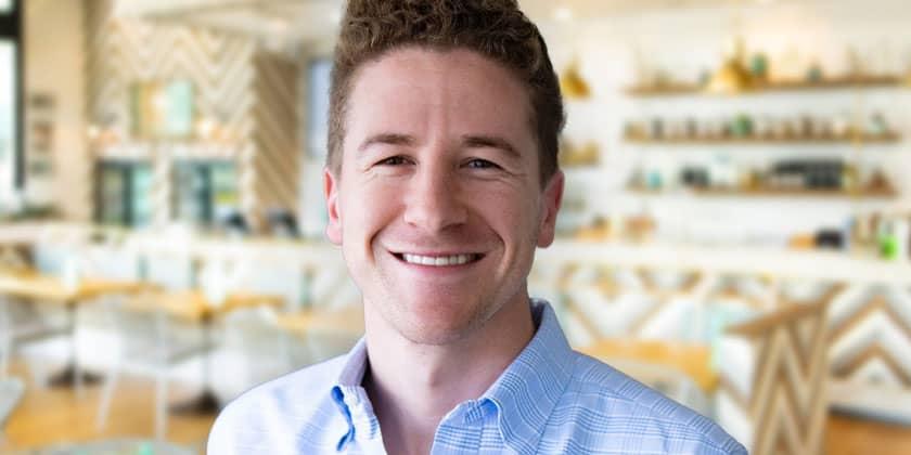 Stylized headshot of Matt Smith from Tocaya Organica